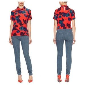 """Marc By Marc Jacobs Jeans """"Gaia"""" Skinny Textured"""